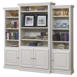 3-Piece Latour Bookcase Set
