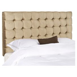 Leighton Upholstered Queen Headboard