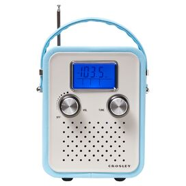 Axel Radio in Turquoise