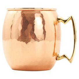 Old Dutch Aria Moscow Mule Copper Mug (Set of 4)