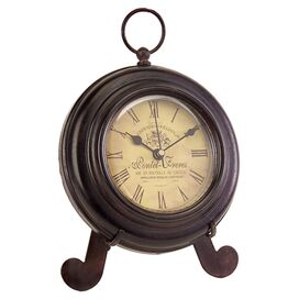 Freres Table Clock