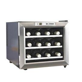 12-Bottle Wine Refrigerator