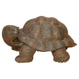Wise Turtle Indoor/Outdoor Statuette