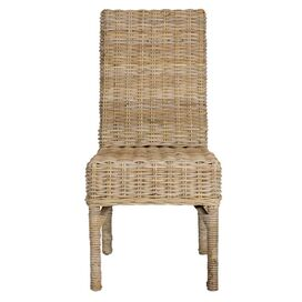 Camargo Wicker Side Chair (Set of 2)