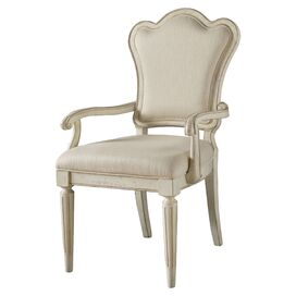 Charlotte Upholstered Arm Chair