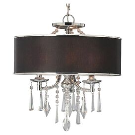 Nina Crystal Semi-Flush Mount