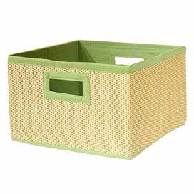 Ella Storage Basket in Lime (Set of 3)