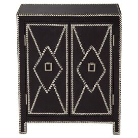 Monroe Cabinet in Black