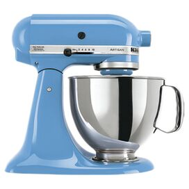 KitchenAid 5-Quart Mixer in Cornflower Blue