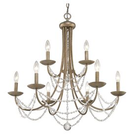 Colleen 9-Light Chandelier