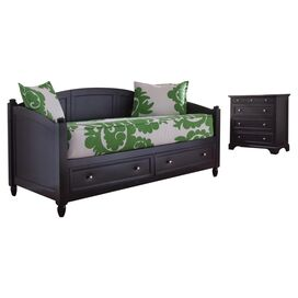 Bedford Daybed & Chest Set in Espresso