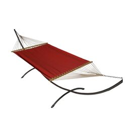 Ilona Sunbrella Hammock in Jockey Red