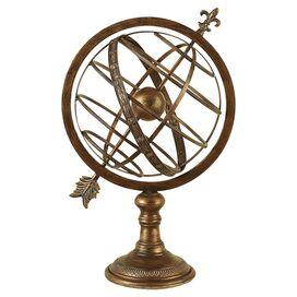 Copernicus Armillary Decor