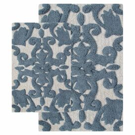 2-Piece Alessa Bath Mat Set