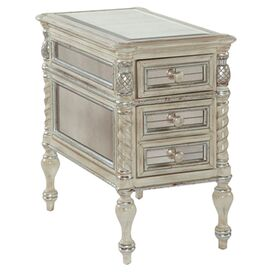 Geneve Mirrored Accent Chest