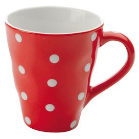 Sprinkle Mug in Red