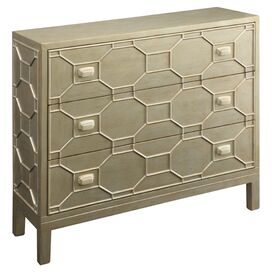 Grace Chest in Gold