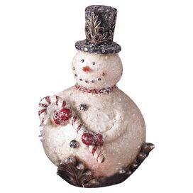 Friendly Snowman Decor