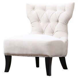 Sarah Tufted Accent Chair
