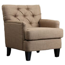 Fremont Tufted Arm Chair