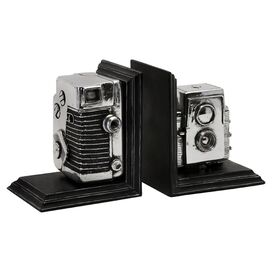 Snapshot Bookends (Set of 2)