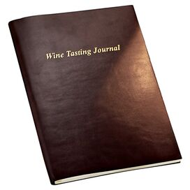Sommelier Wine Tasting Journal
