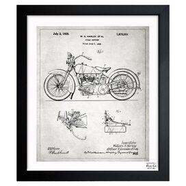 Harley 1928 Framed Print, Oliver Gal