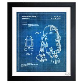 Robot II 1979 Framed Print, Oliver Gal