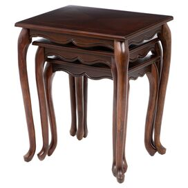 3-Piece Marissa Nesting Table Set