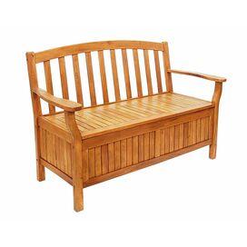 Elijah Patio Storage Bench