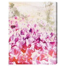Gold Spring Canvas Art