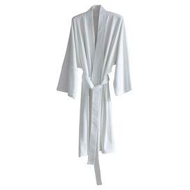 Kimono Organic Robe in White