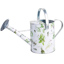 Herb Print Watering Can