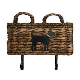 Terrier Wall Basket