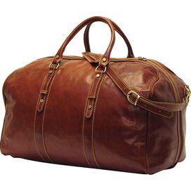 Vecchio Leather Duffel Bag