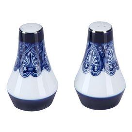 Porcelain Salt & Pepper Shakers