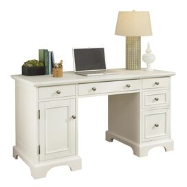 Naples Desk in White