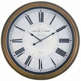 "Oversized 24.5"" Henley Wall Clock"