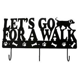 Go For a Walk Wall Rack