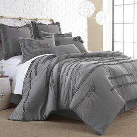 Collette Comforter Set in Linen