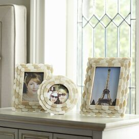3-Piece Bristow Bone Picture Frame Set (Set of 3)