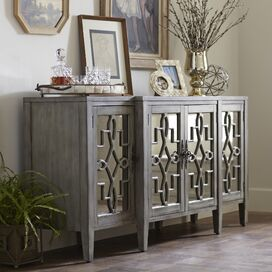Hurley Mirrored Sideboard