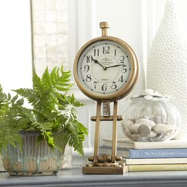 Samuelson Table Clock