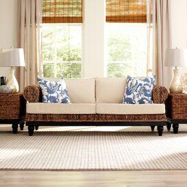 Astor Tropical Abaca Sofa