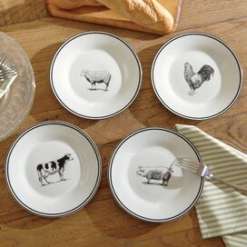 Diana Dessert Plate (Set of 4)
