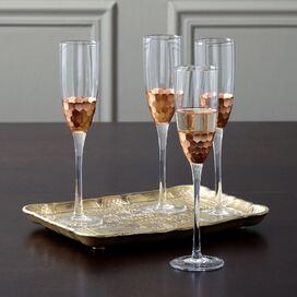 Daphne Champagne Flute (Set of 4)