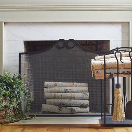 Tyson Fireplace Screen
