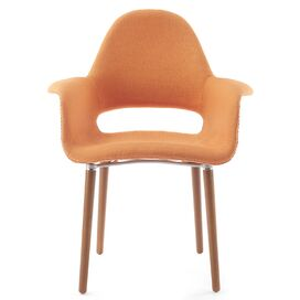 Conrad Arm Chair in Orange