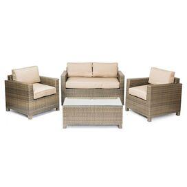 4-Piece Lavardens Sunbrella Seating Group