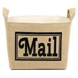 Mail Storage Basket